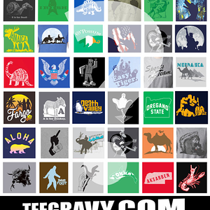 Tee Gravy: CYBER MONDAY GRAB BAG BONANZA