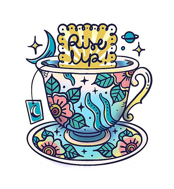 RedBubble: Teacup