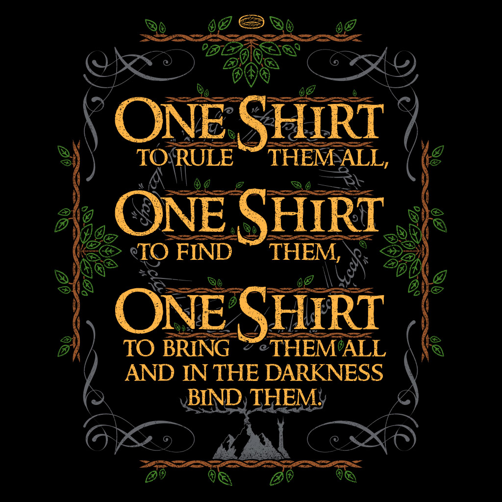 TeeTee: One Shirt