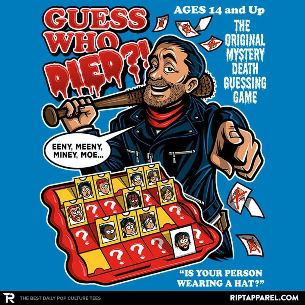 Ript: Guess Who Died?!