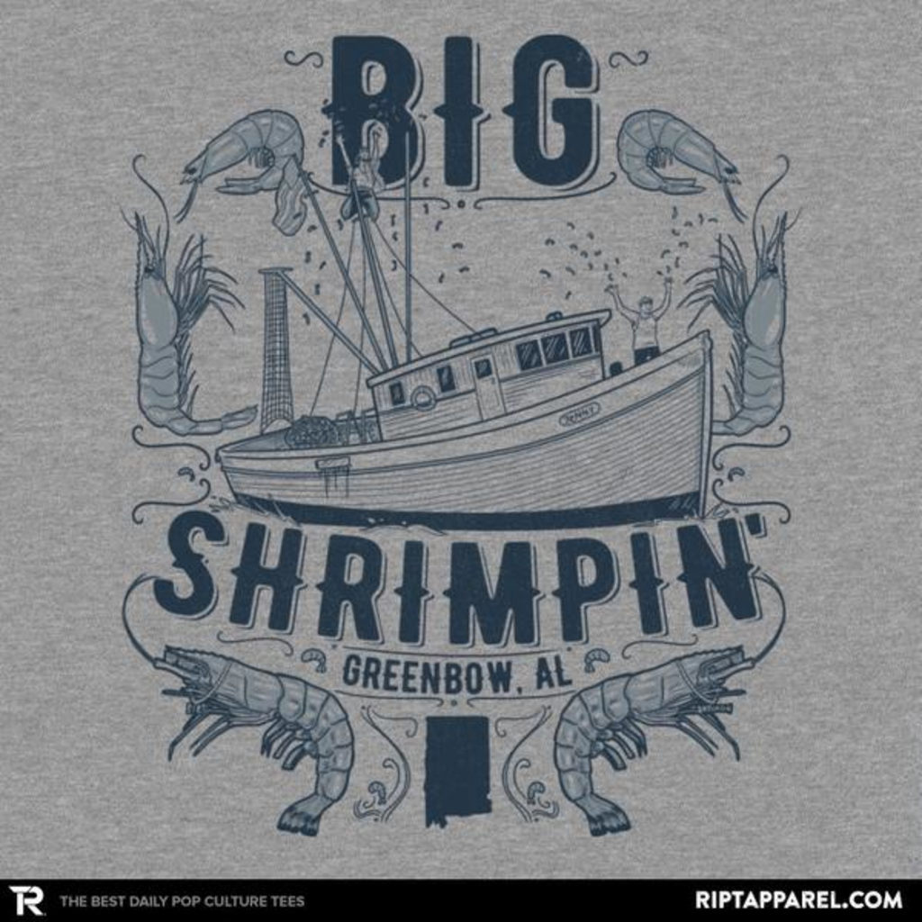 Ript: Big Shrimpin'