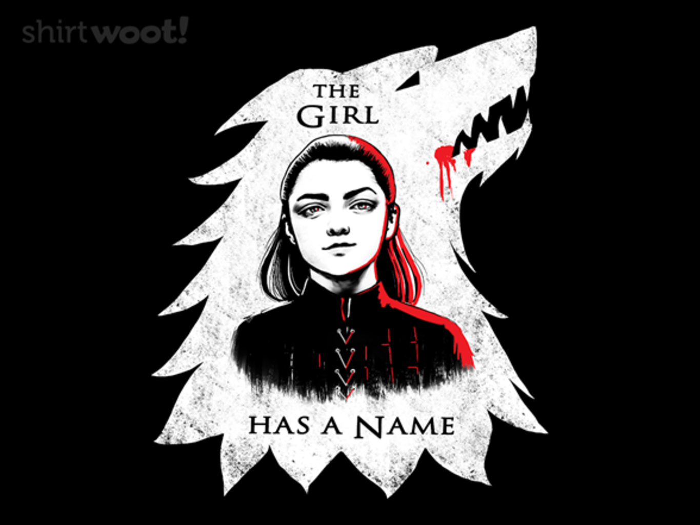 Woot!: The Girl Has a Name