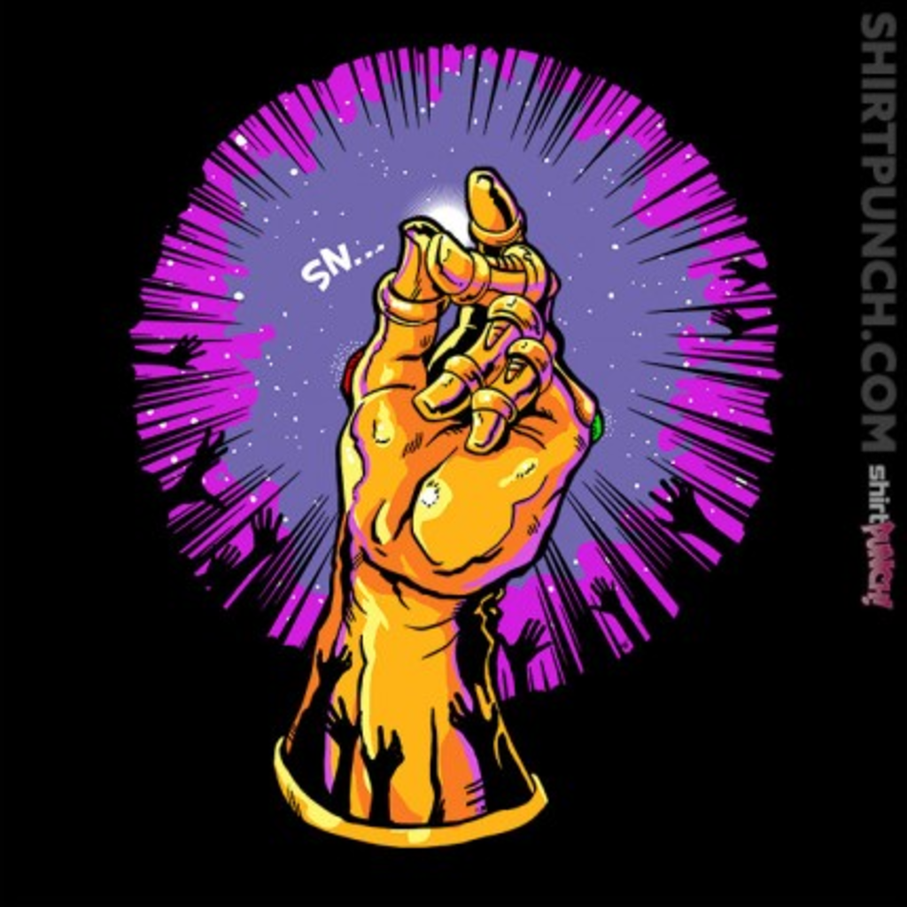 ShirtPunch: Snap!
