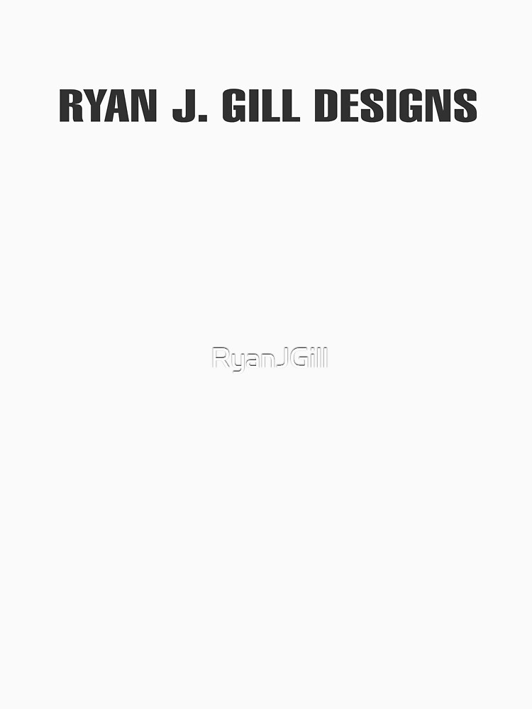 RedBubble: Ryan J. Gill Designs - For Counterfeiters
