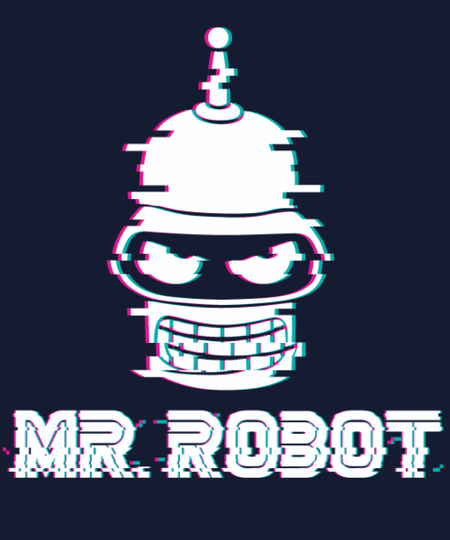 Qwertee: Mr Robot