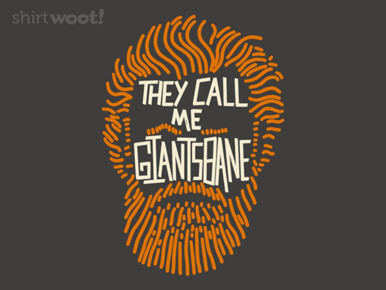 Woot!: Giantsbane