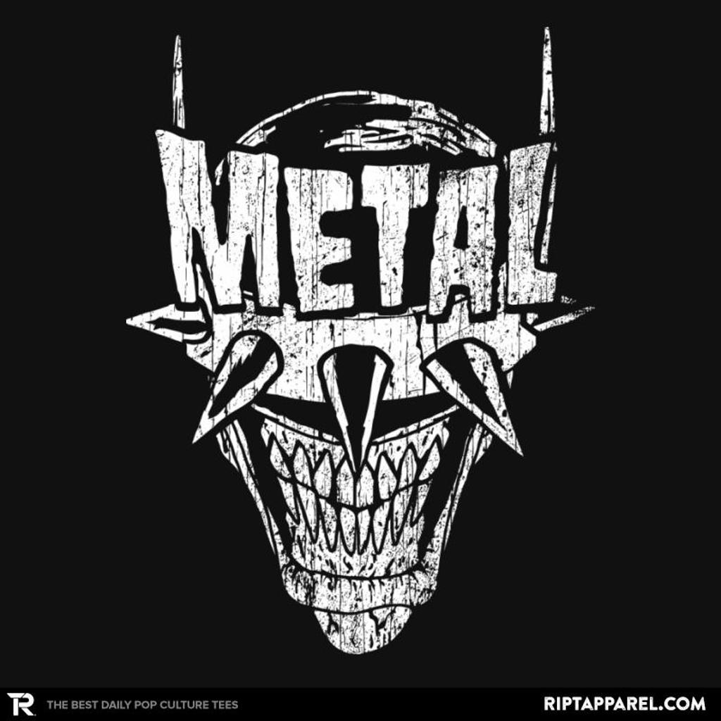 Ript: Heavy Metal Laughing-Bat