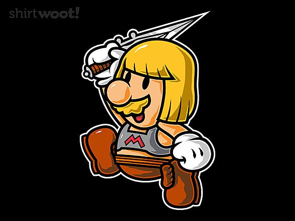 Woot!: Super Master Jump