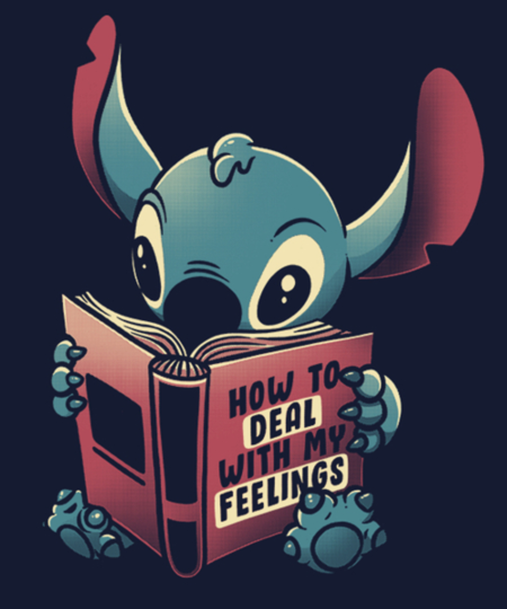 Qwertee: How to Deal With My Feelings