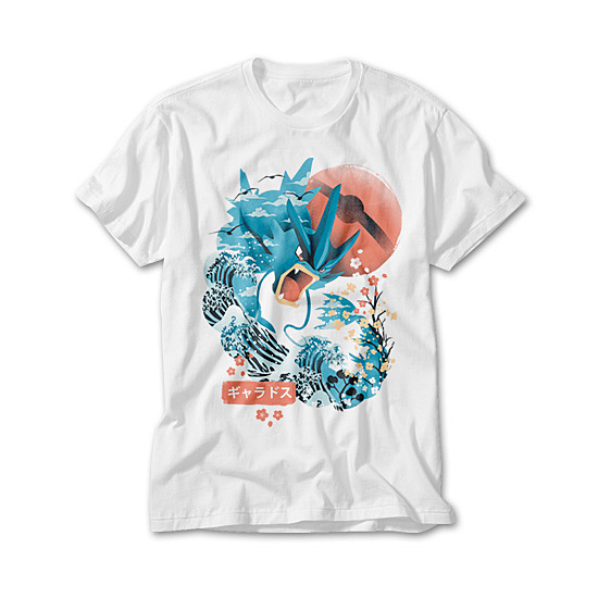 OtherTees: Flying Water Type Monster