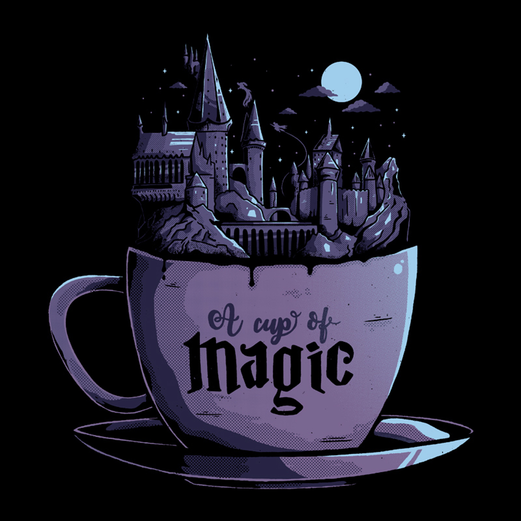 Pampling: A Cup of Magic