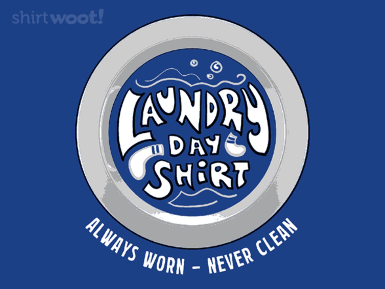 Woot!: Perpetually Dirty Shirt