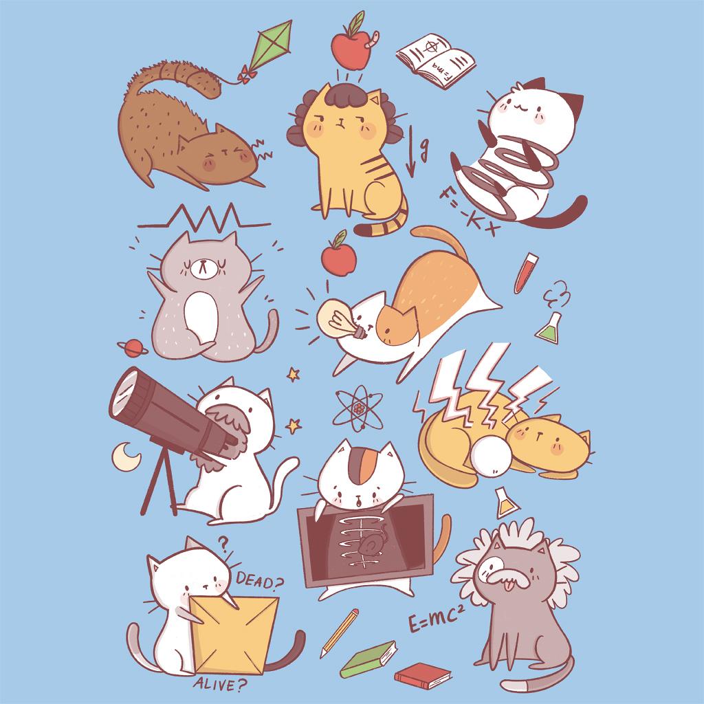 TeeTee: Science Kittens