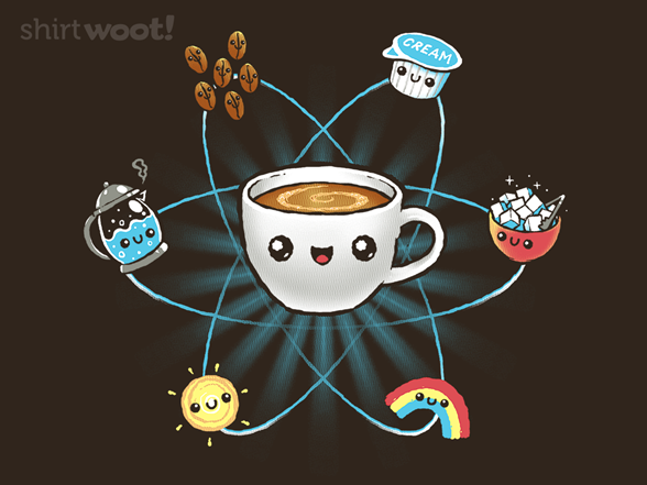 Woot!: Coffee Science