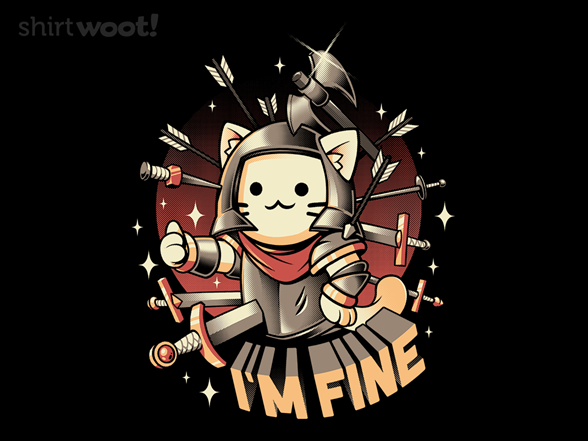 Woot!: I'm Totally Fine