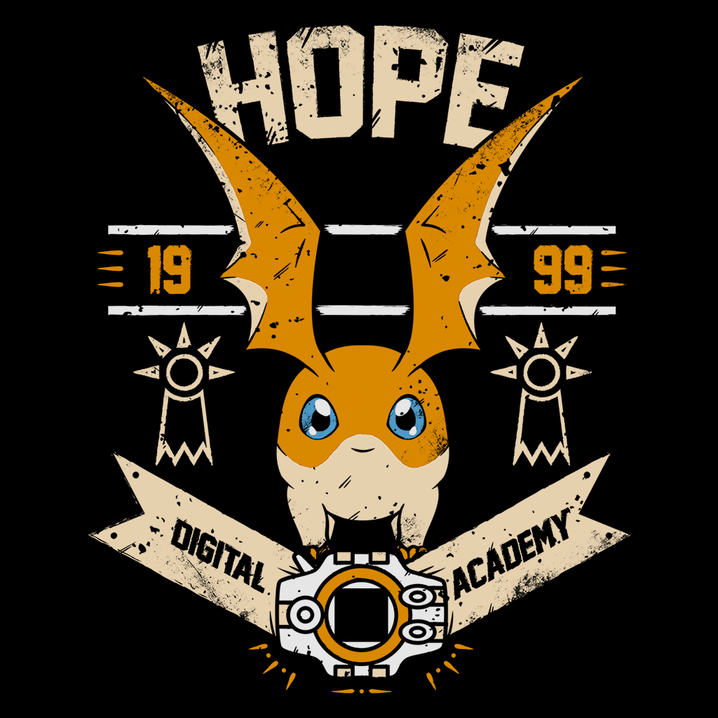 Pop-Up Tee: Hope Academy