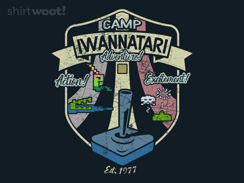 Woot!: Camp Iwannatari