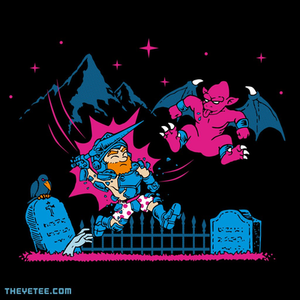The Yetee: Versus Red Arremer