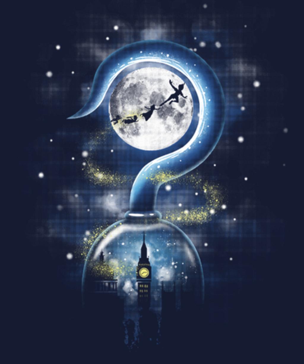 Qwertee: Sky Hook
