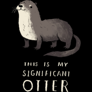 Design by Humans: significant otter