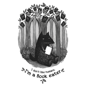 TeeTee: Book eater, please.