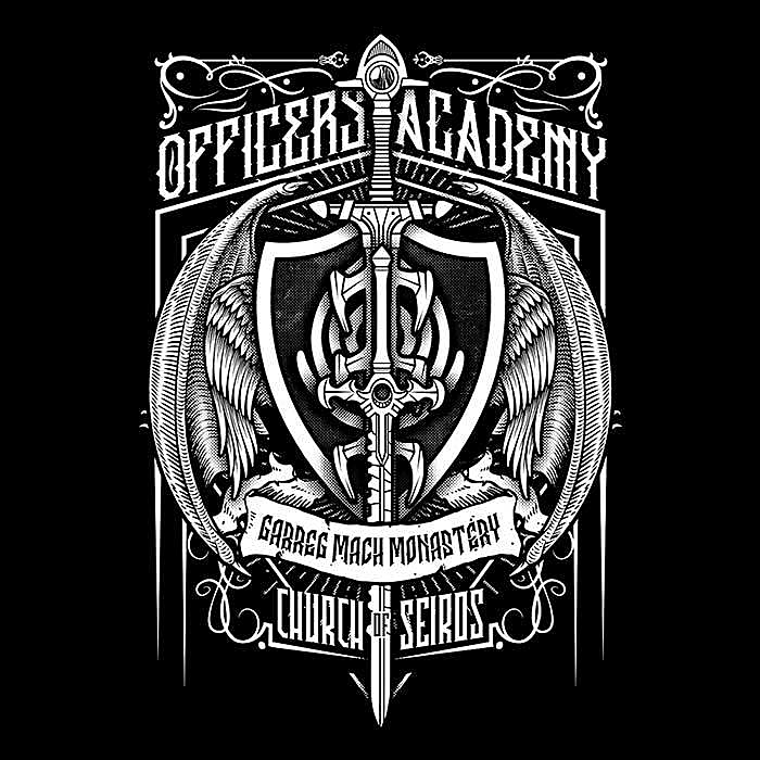 Once Upon a Tee: Officer's Academy
