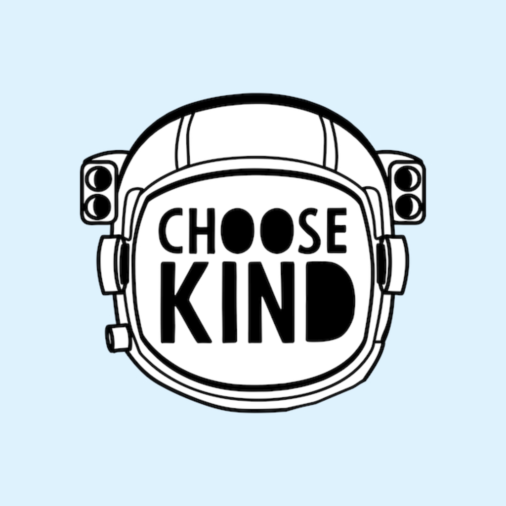NeatoShop: Choose Kind Space Helmet