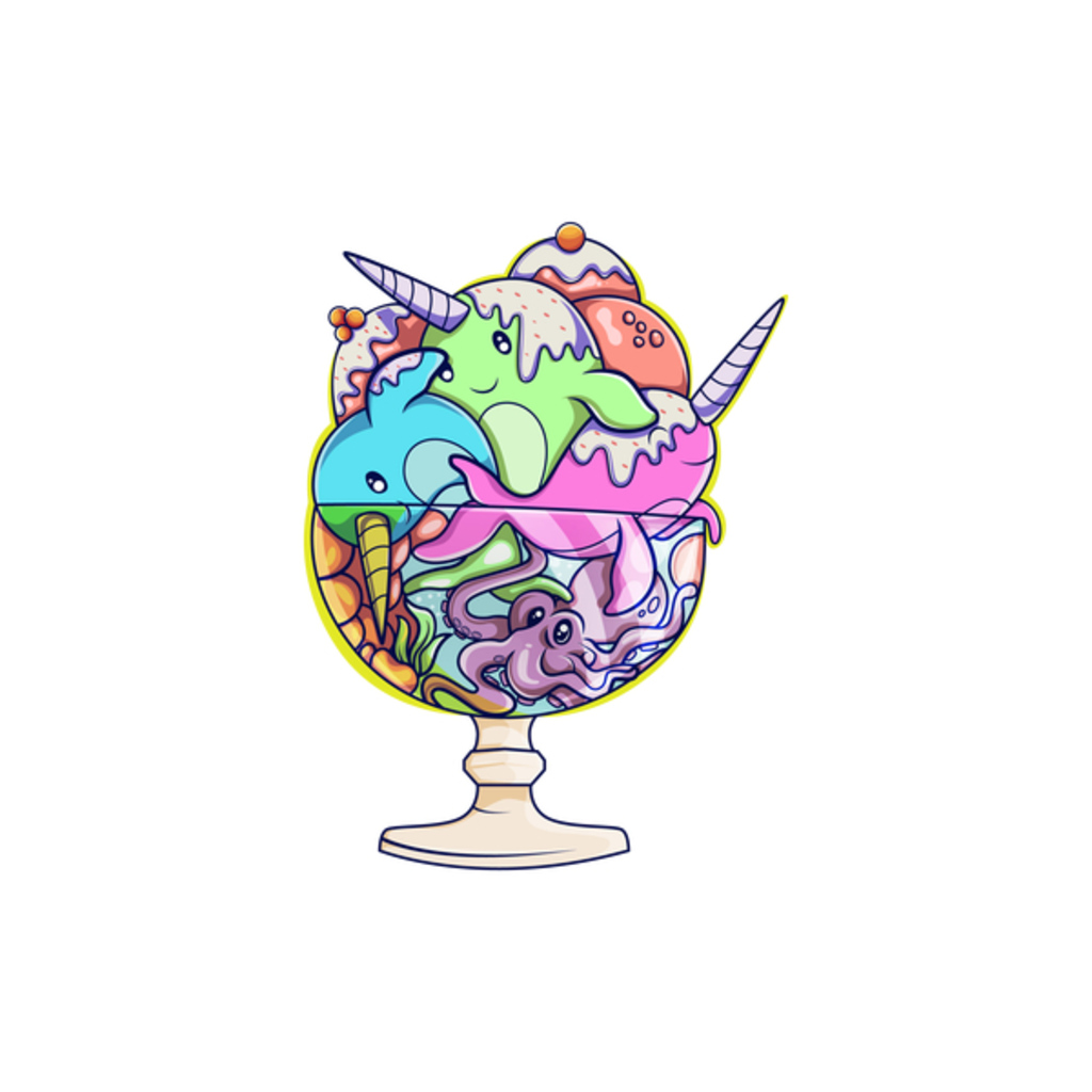 NeatoShop: Ocean ice-cream
