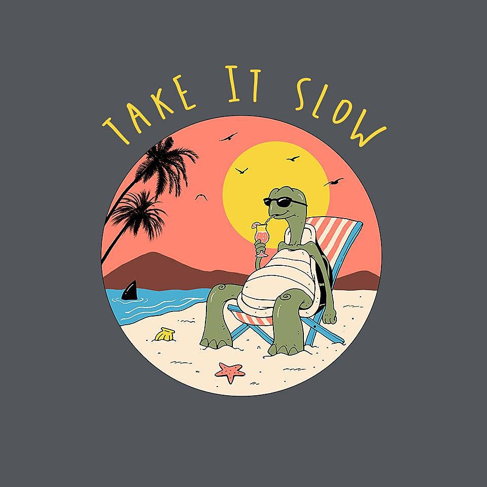 TeeFury: Take it Slow