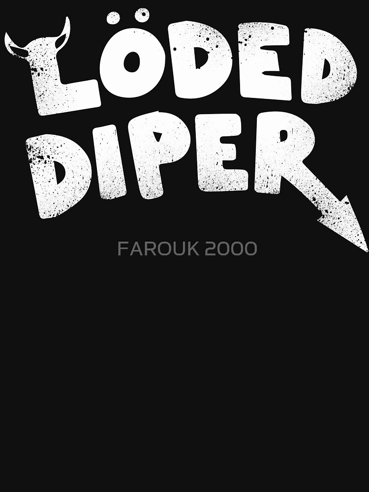 RedBubble: Loded Diper