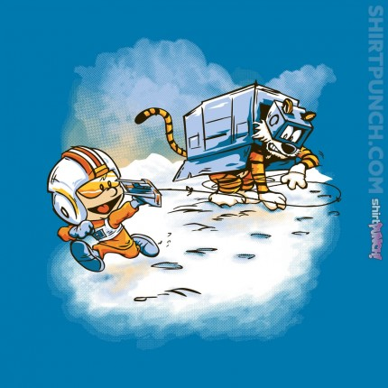 ShirtPunch: Killer Snow Walkers