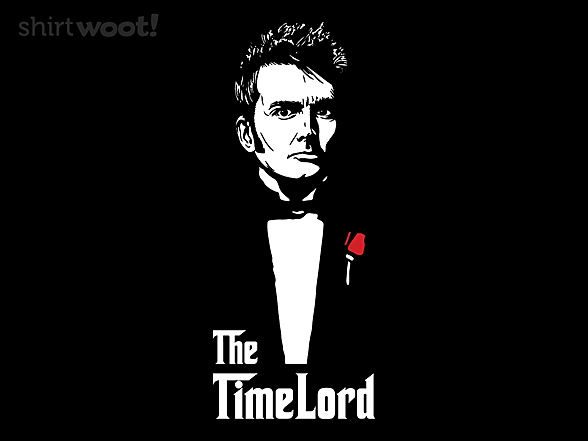 Woot!: The Time Lord