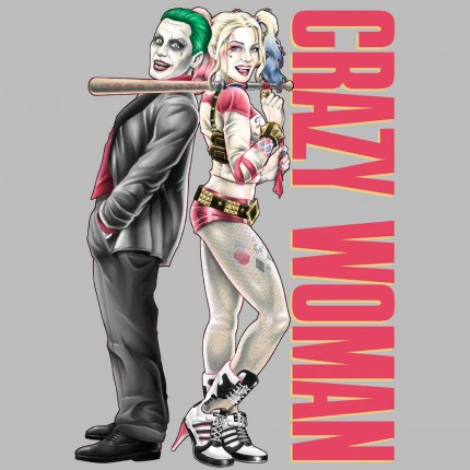 ShirtPunch: Crazy Woman