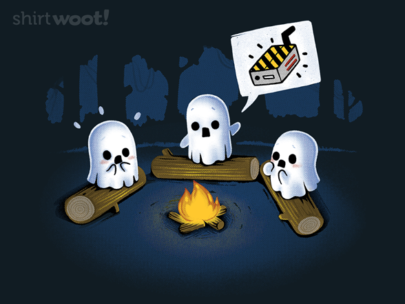 Woot!: Ghosts' Stories