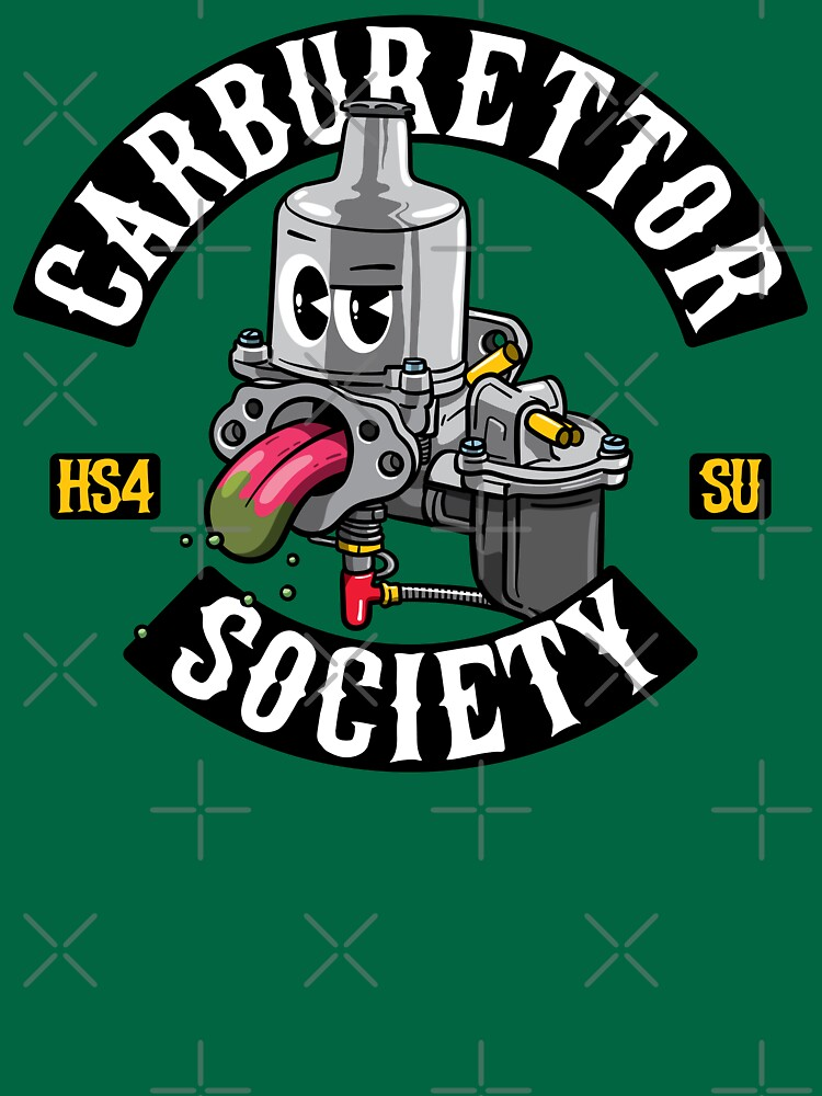 RedBubble: Carburettor Society