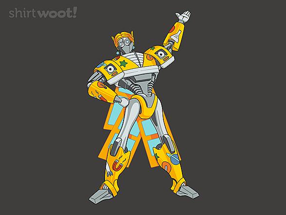 Woot!: Take chances. Make mistakes. Get messy!