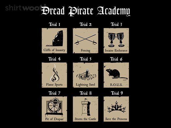 Woot!: Dread Pirate Academy