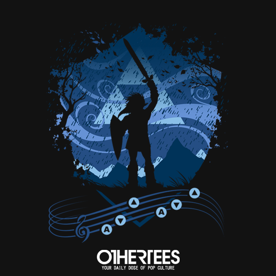 OtherTees: Song of Storms