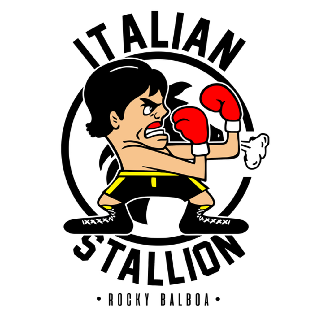 NeatoShop: Fighting Italian Stallion