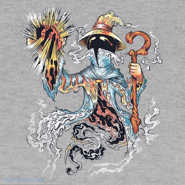 The Yetee: Dark Magic