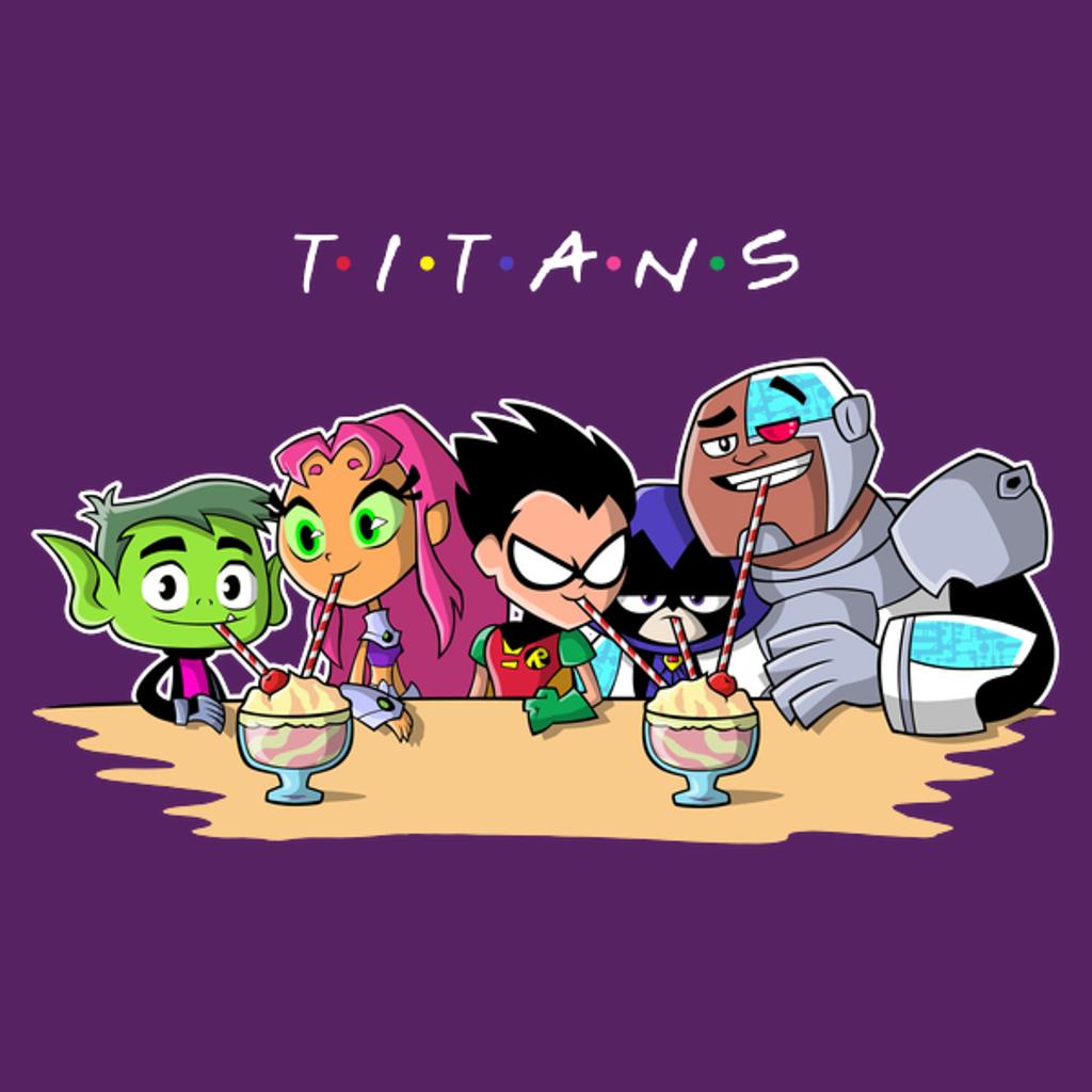 NeatoShop: Titan Friends (v.2)