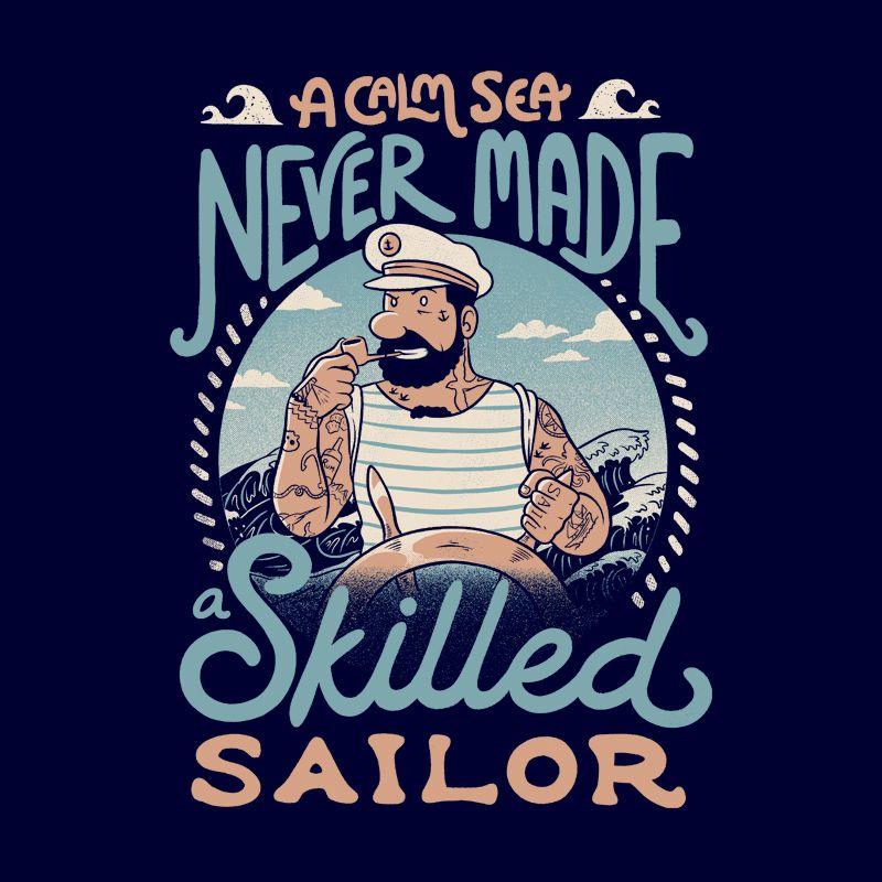 Pampling: A Calm Sea Never Made a Skilled Sailor
