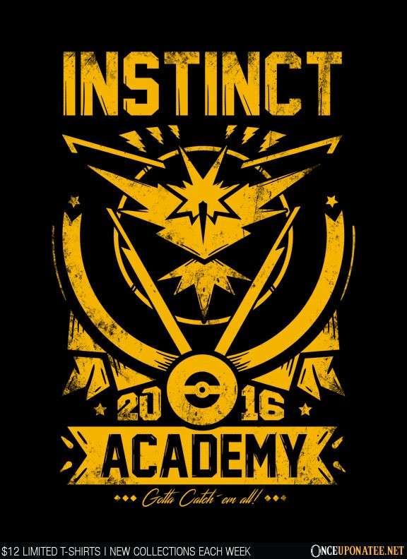 Once Upon a Tee: Instinct Academy