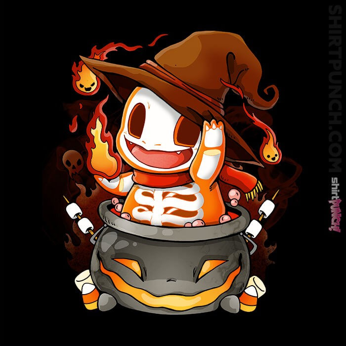 ShirtPunch: Fire Witched