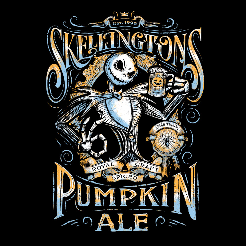 Pampling: Skellingtons Pumpkin Ale