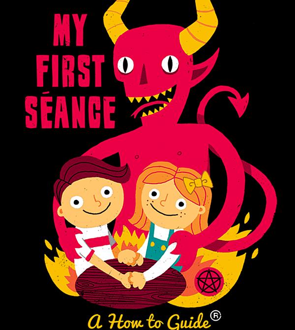 teeVillain: My First Seance