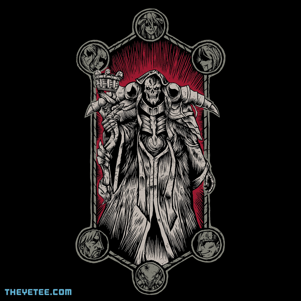 The Yetee: The Throne of Kings