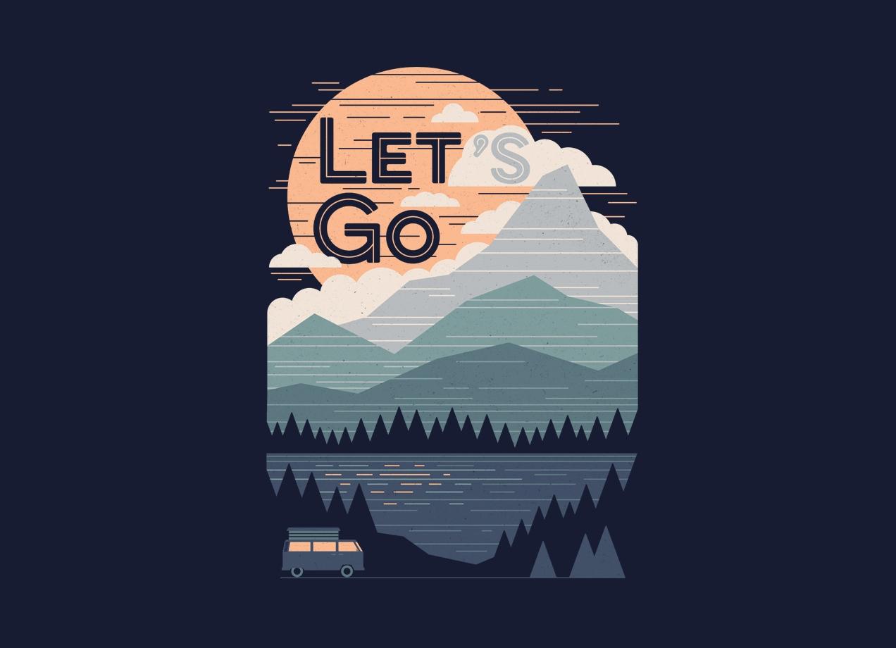 Threadless: Let's Go