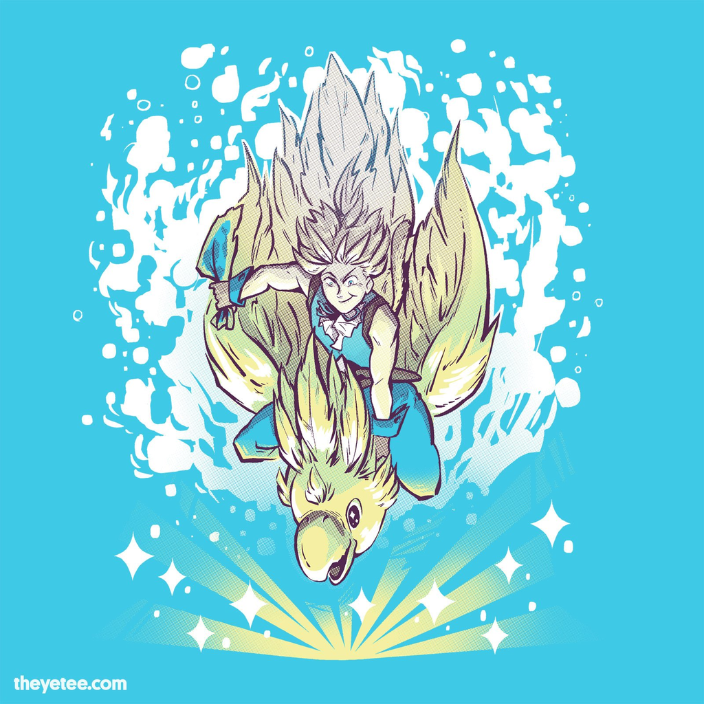 The Yetee: All That Glitters