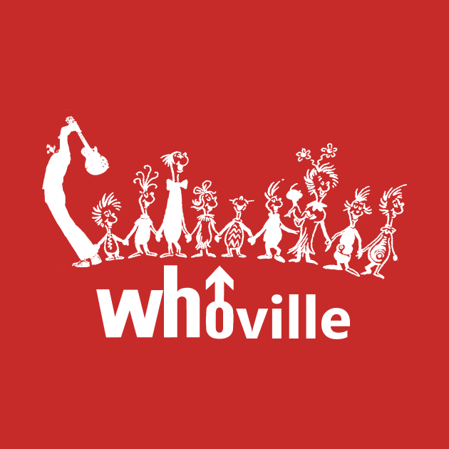 TeePublic: Pete Townshend In Whoville